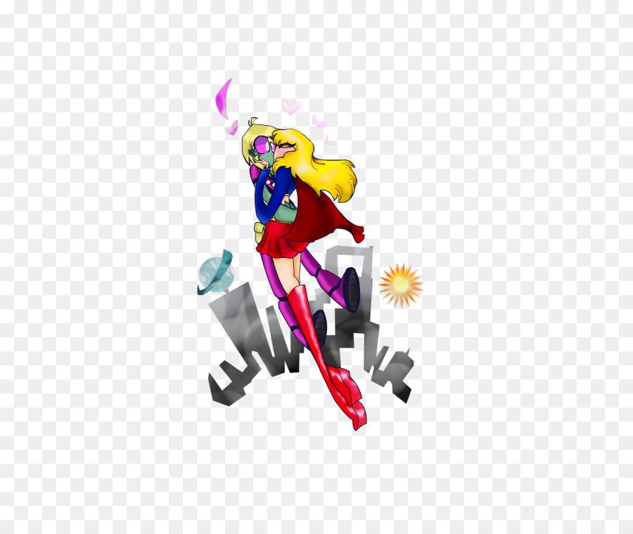 Graphic Design Desktop Wallpaper Computer Supergirl Brainiac 5