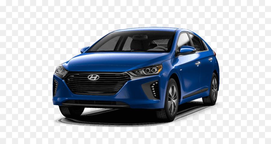 2018 Hyundai Ioniq Ev 2017 Hybrid Elantra Electric Vehicle Png 640 480 Free Transpa
