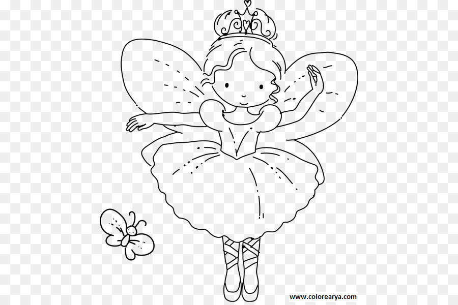Tooth Fairy Coloring book Disney Fairies - Fairy png download - 508 ...