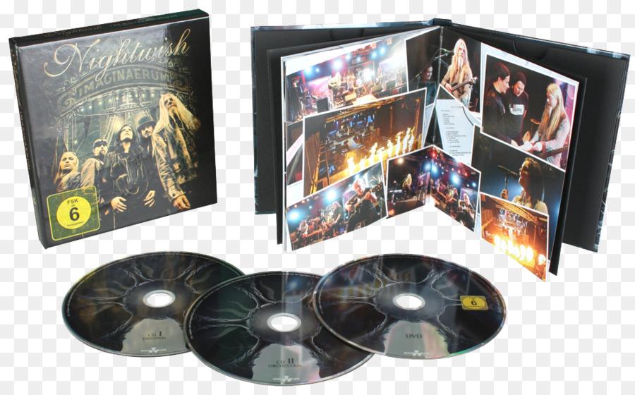 Imaginaerum Dvd png download - 1000*611 - Free Transparent