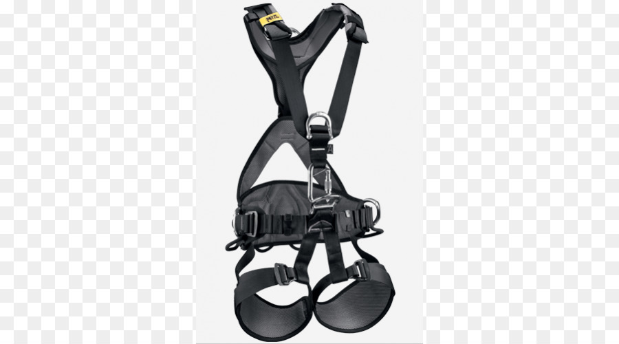fall protection safety harness black