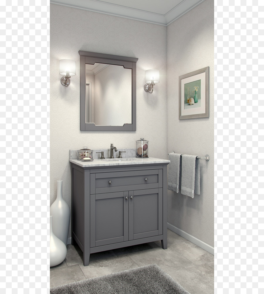 Bathroom cabinet Cabinetry Shaker furniture - Bathroom top png ...