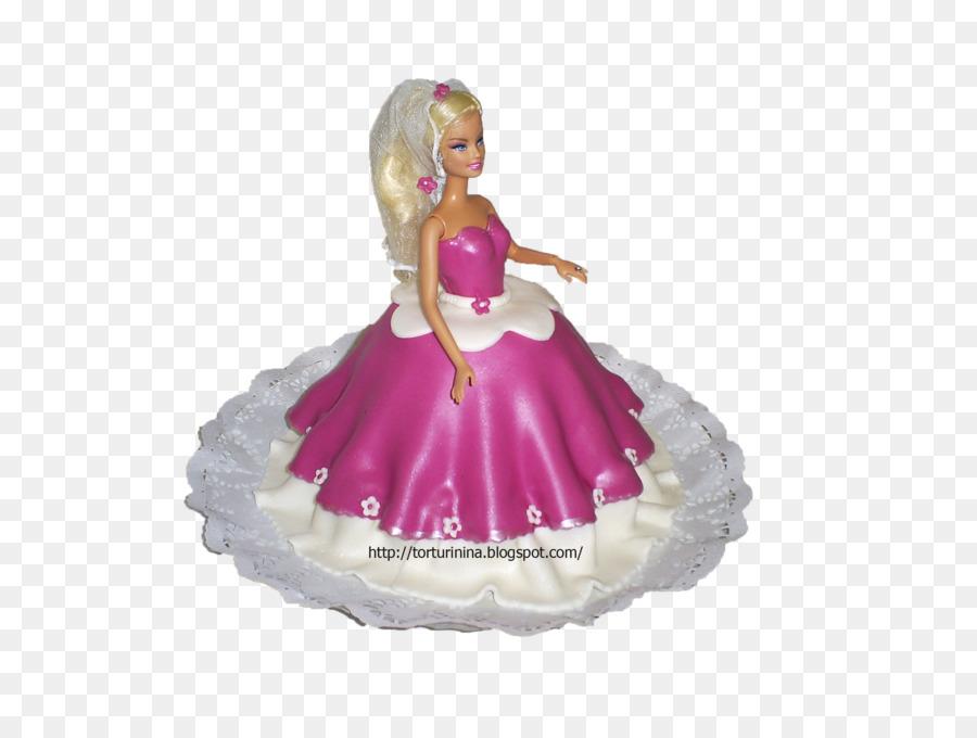Torte Birthday Cake Barbie Chocolate Cake Png Download 16001200