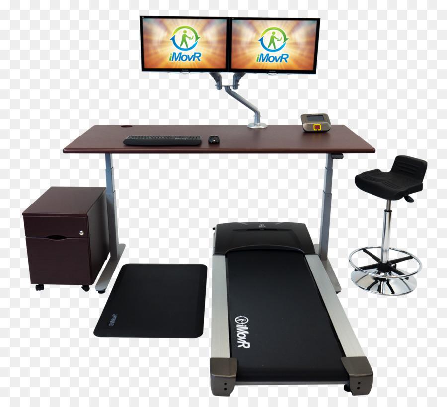 Treadmill Desk Standing Desk Computer Desk   Treadmill Tech