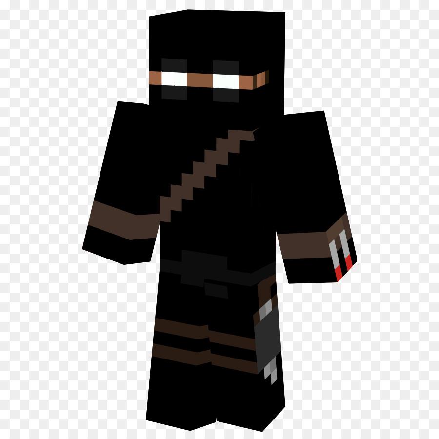 Minecraft Herobrine Ninja Survival Game Video Game Skins Fortnite - Ninja skins fur minecraft