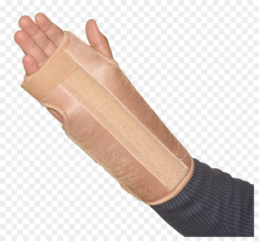 Thumb Splint Ankle Wrist Bone Fracture Cock Png Download 867826