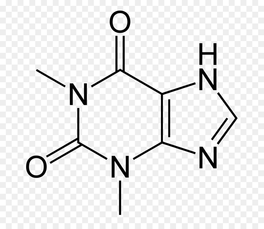 Chemistry Caffeine Chemical Structure Molecule Chemical Compound
