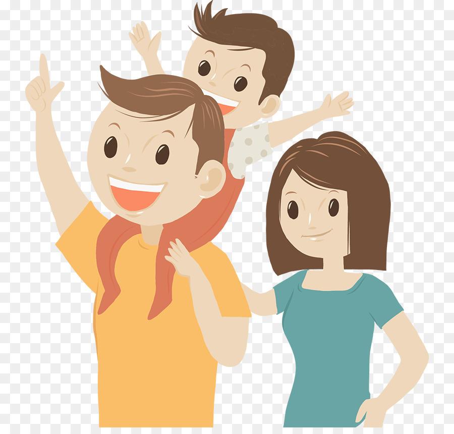 Gambar Animasi Ayah Ibu Dan Anak Laki Laki - Belog Kite ...