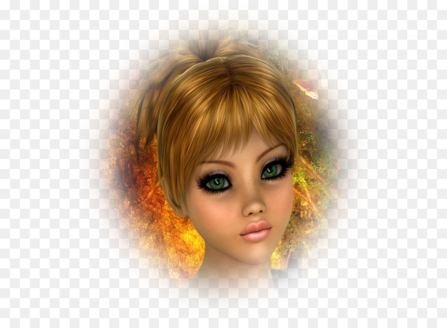 Haare Färben Augenbrauen Wimpern Braun Haare Blond Haar Png