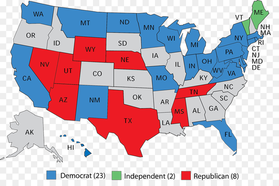 United States Senate elections, 2018 US Presidential Election 2016 ...