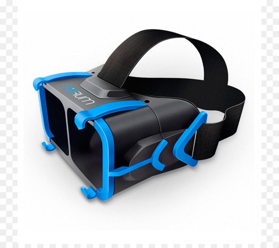 c2e71f282fd Head-mounted display Samsung Gear VR Virtual reality headset Fibrum -  glasses