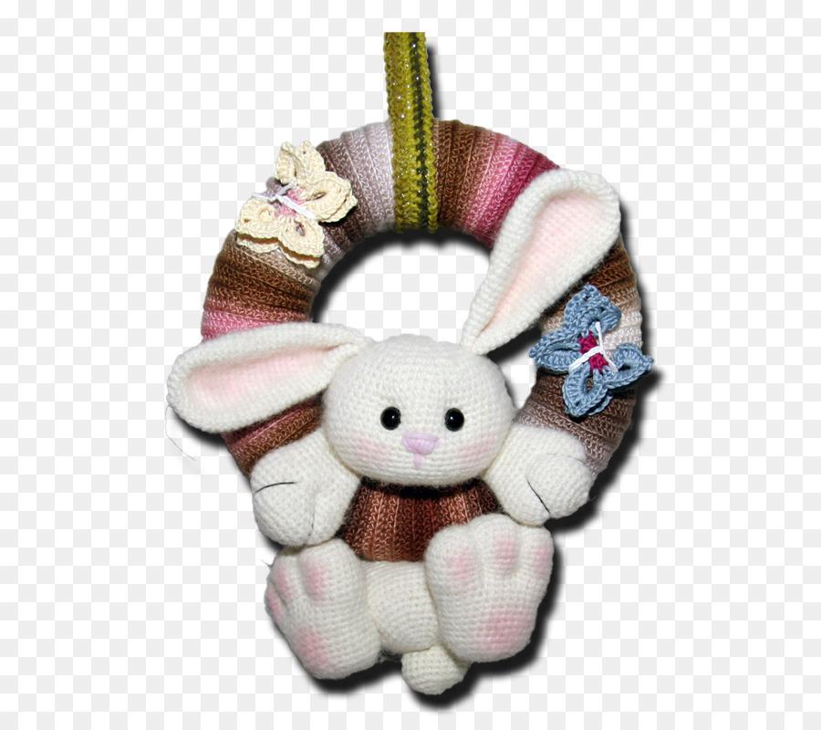 Crochet Animals Rabbit Amigurumi Pattern Rabbit Png Download 800