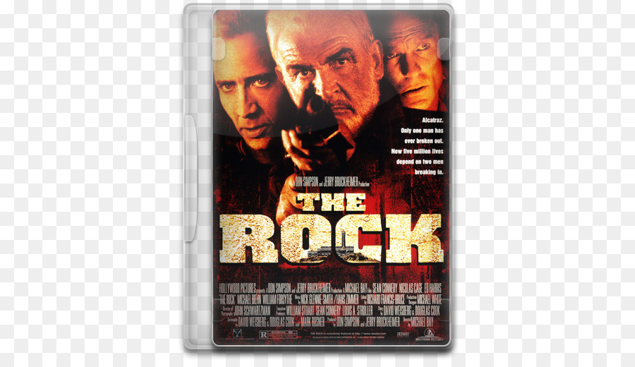 Michael Bay The Rock Alcatraz Island Film Director The Rock Png