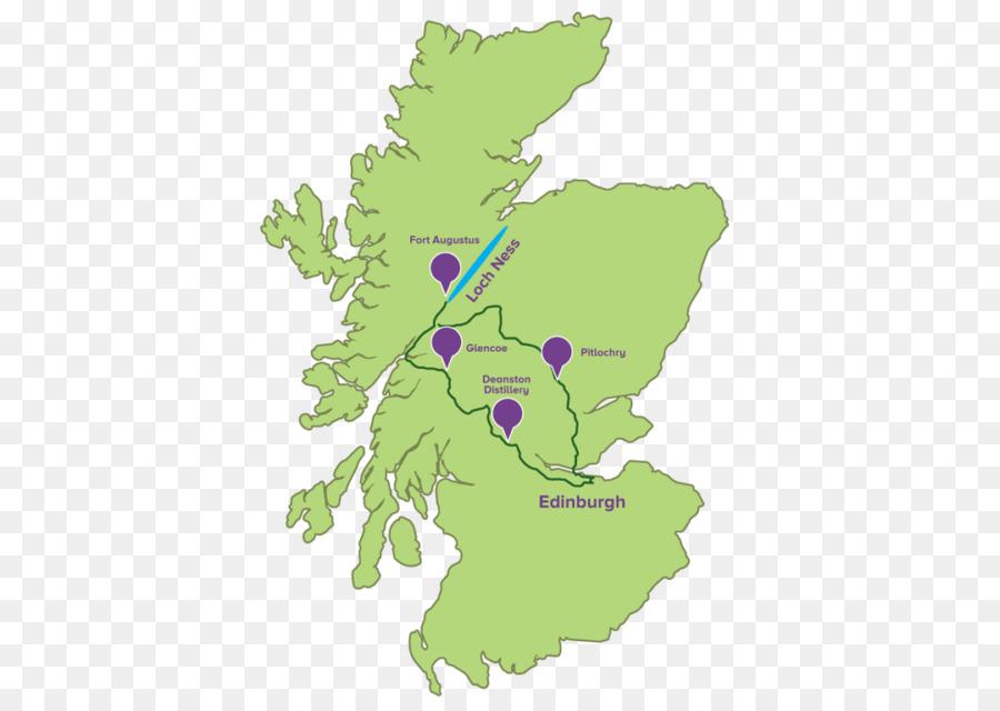Loch Ness Karte.Schottland Vektor Karte Leere Karte Anzeigen Png Herunterladen