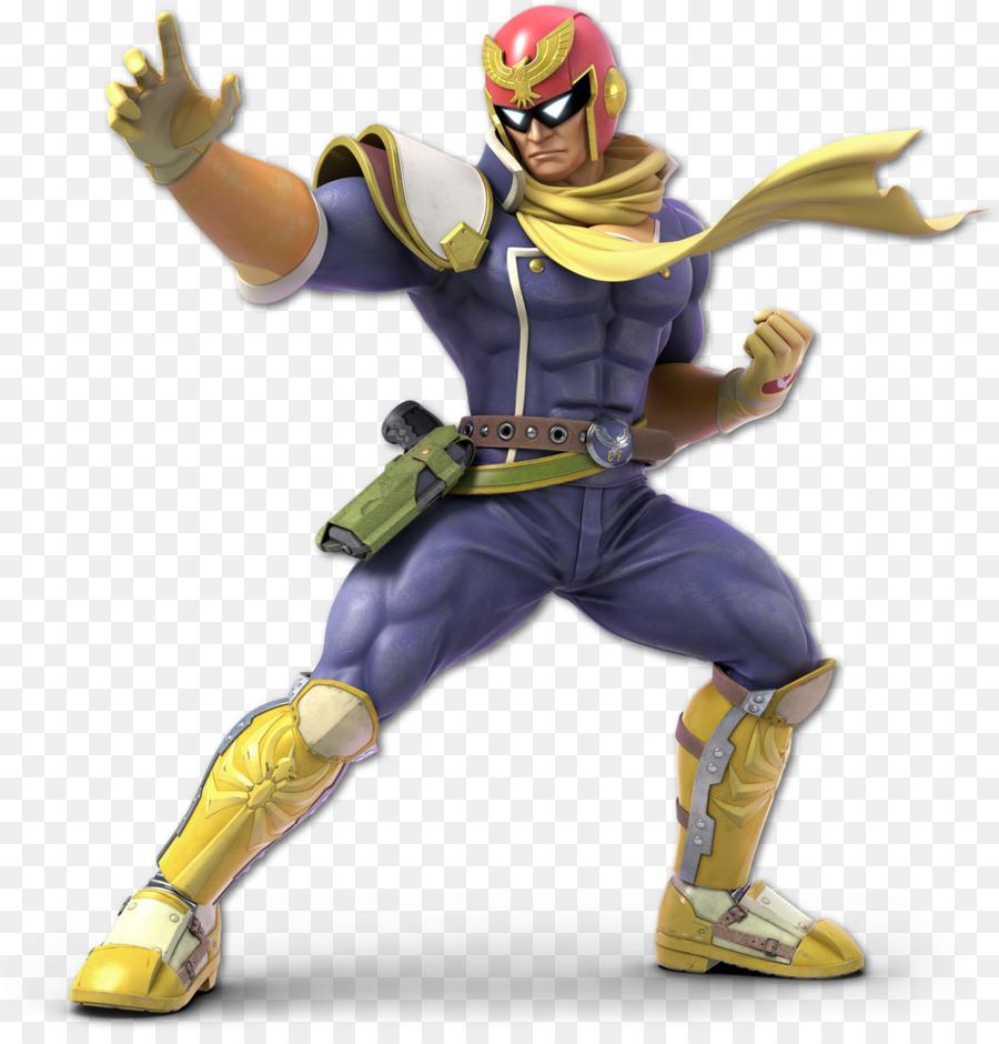 super smash bros ultimate captain falcon dr mario luigi fff png