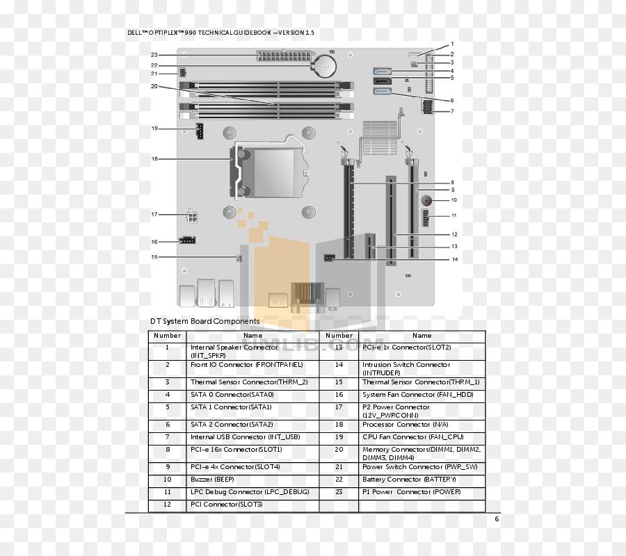 dell optiplex 790 small form factor desktop computers motherboard rh kisspng com dell optiplex 790 usff manual dell optiplex 790 bios manual