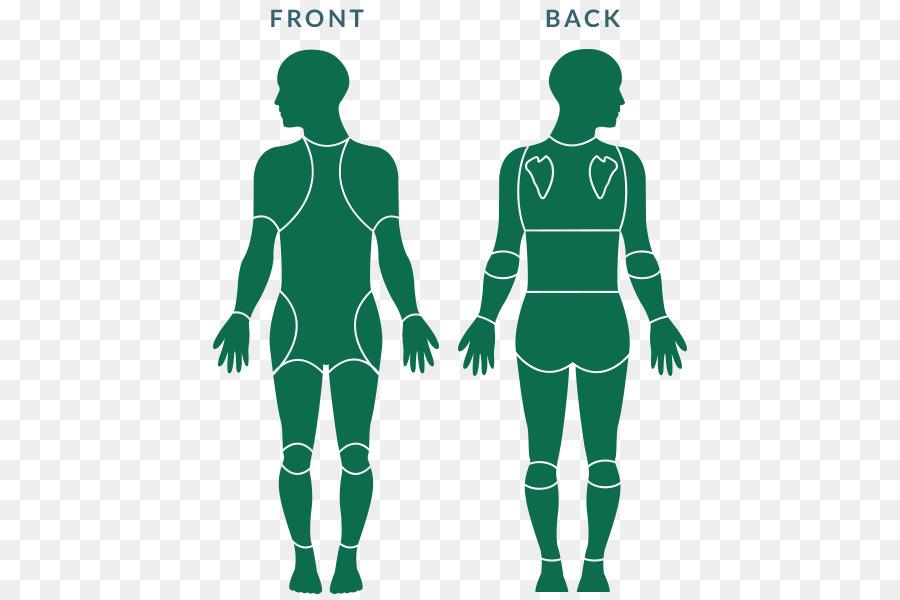 De terapia física del cuerpo Humano, Pie Humano, parte posterior del ...