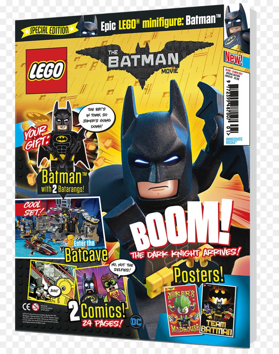 Batman Batgirl Film Lego Magazine Lego Friends Logo Png Download