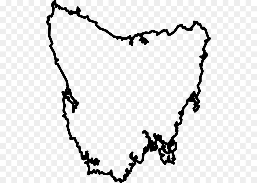 Tasmania blank map outline of geography world map australian map tasmania blank map outline of geography world map australian map outline gumiabroncs Choice Image