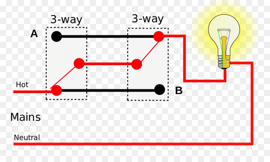 Groovy Multiway Switching Wiring Diagram Electrical Switches Light Switch Wiring Cloud Geisbieswglorg