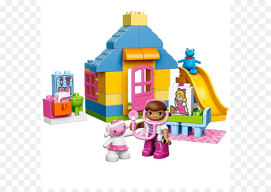 Amazoncom Lego Duplo Lego 10605 Duplo Doc Mcstuffins Rosie The