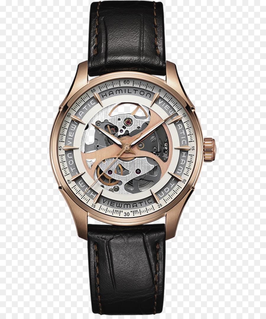 b6a0136fb84 Esqueleto relógio relógio Automático Hamilton Empresa de relógios Jóias -  assistir