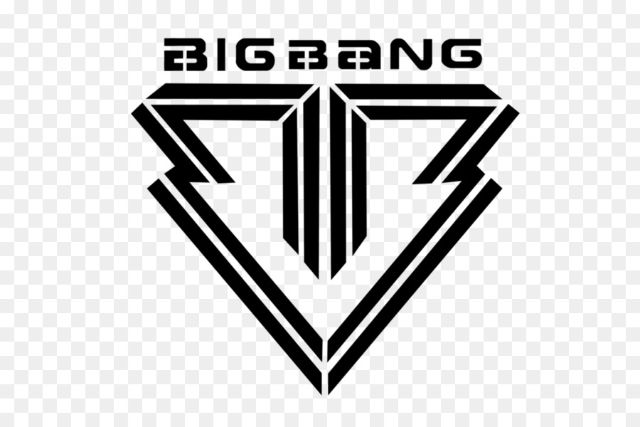 Bigbang K Pop Logo Korean Design Png Download 591600 Free