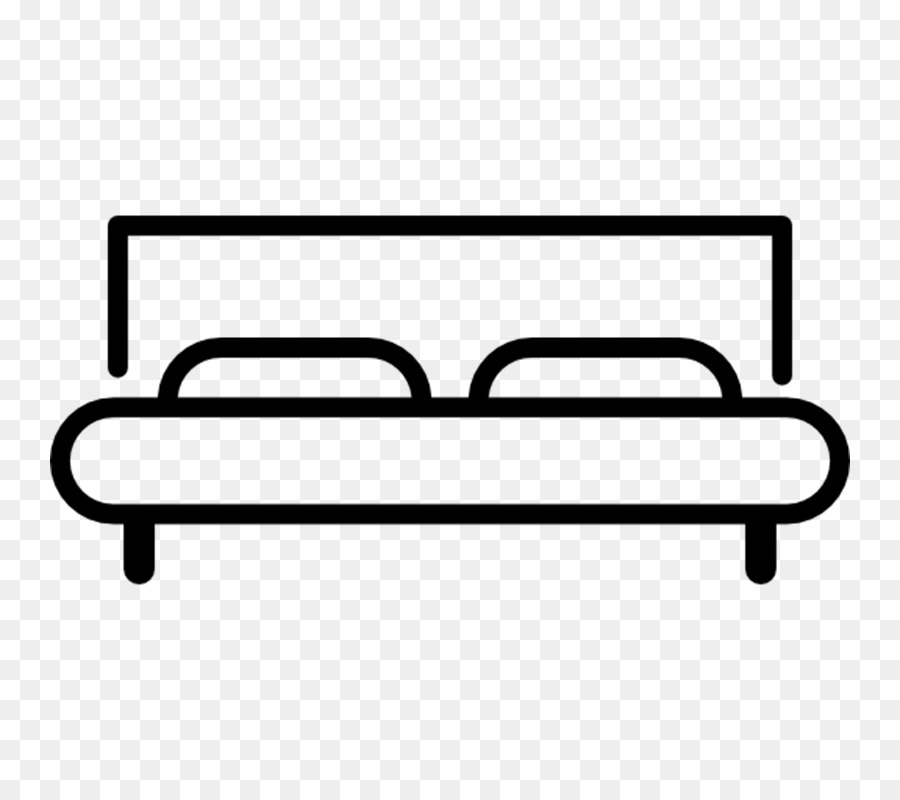 Bedroom Computer Icons Apartment Hotel Bed Png Download 800 800