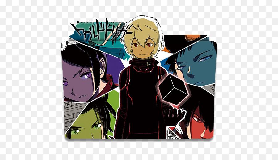 Desktop Wallpaper Pemicu Dunia Komputer Ikon Kartun Jepang Manga