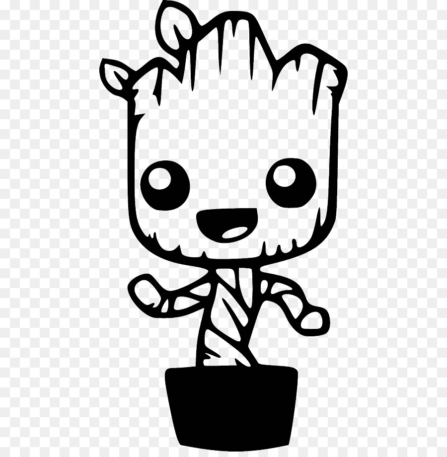 Baby Groot Rocket Raccoon Coloring Book Drawing Rocket Raccoon Png