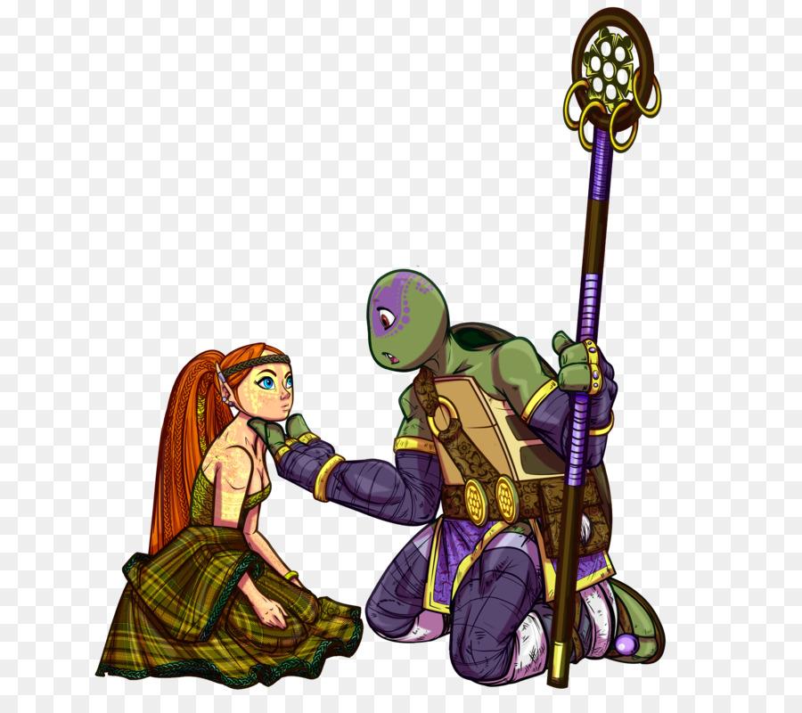 Donatello abril O\'neil Leonardo, Rafael, miguel ángel - tortuga png ...
