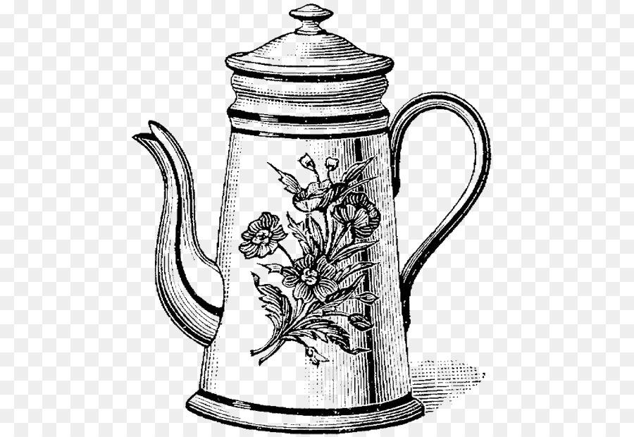 çaydanlık çizim Bilgisayar Simgeleri Güzel çay Png Indir 536620
