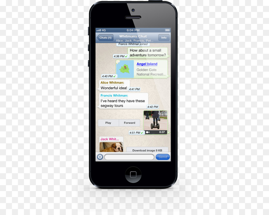 whatsapp free download for iphone 4 full version