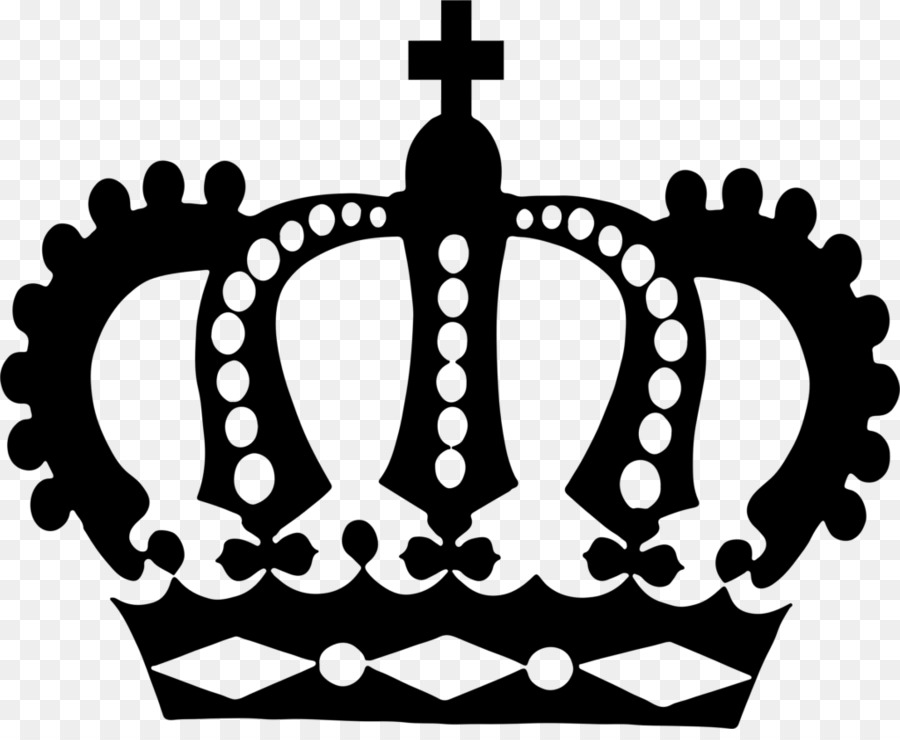 Silhouette Crown Clip Art Silhouette Png Download 1024829