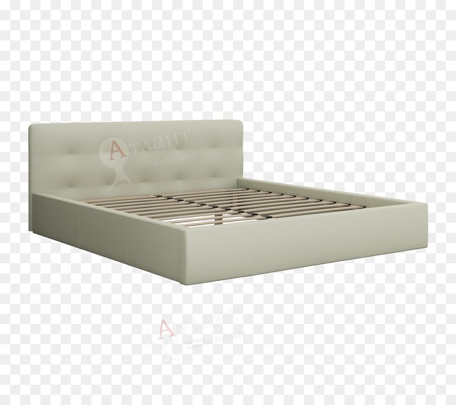 Bed frame Mattress Tempur-Pedic Bed base - Mattress png download ...
