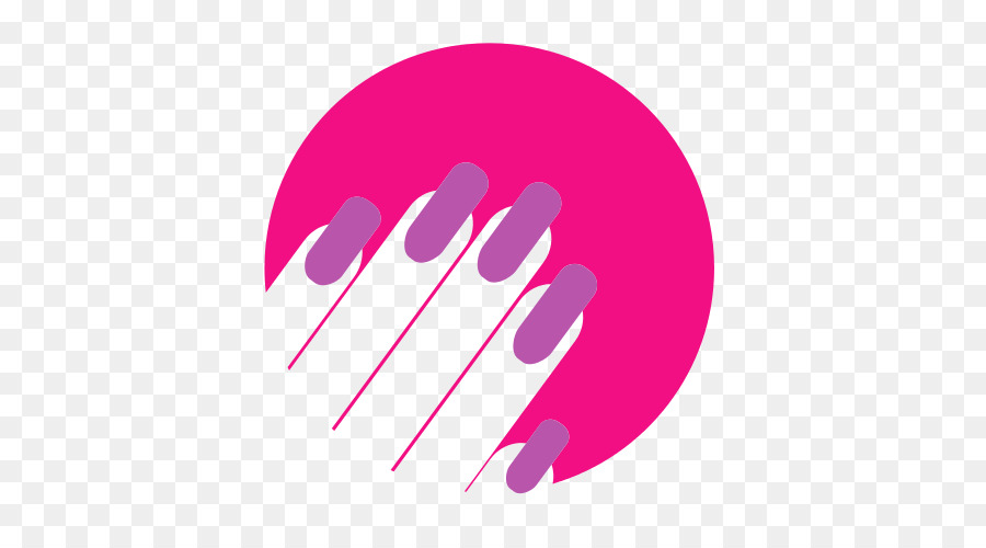 Logo Nail Salon Nail Art Vector Fashion Beauty Png Download 500