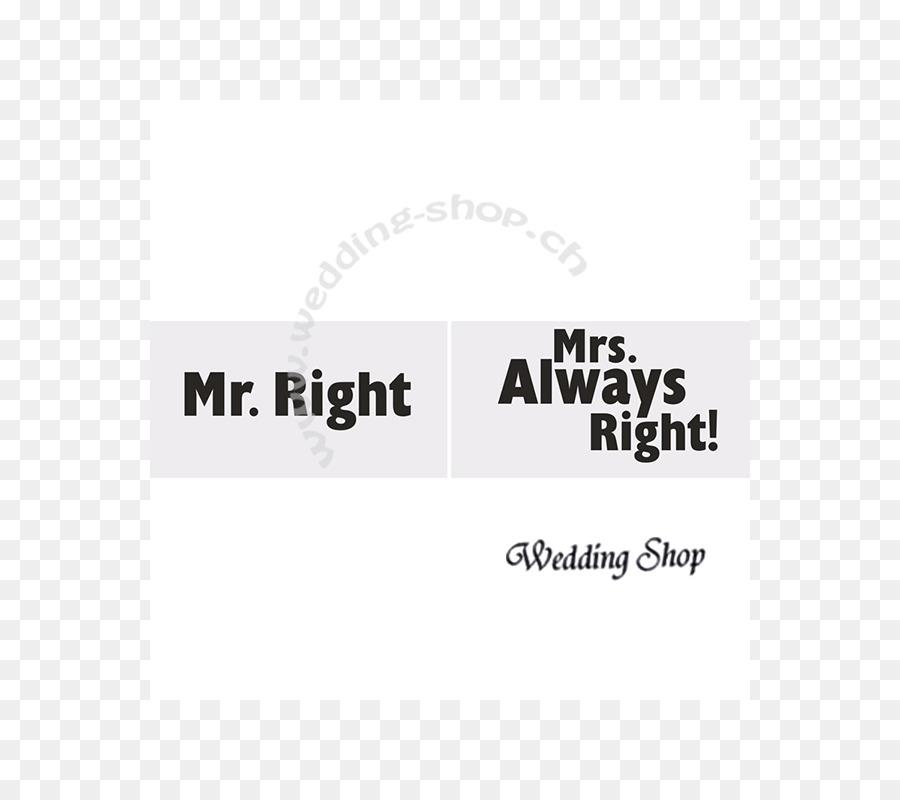 Wedding invitation Mrs. Mr. Sign - wedding png download - 800*800 ...