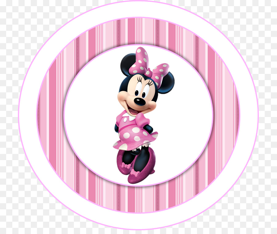 Minnie Maus Mickey Mouse Goofy Wandtattoo-Tapete - Oh Toodles png ...