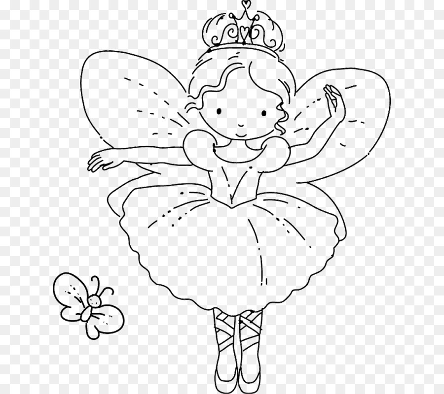 Tooth Fairy Coloring book Disney Fairies - Fairy png download - 685 ...
