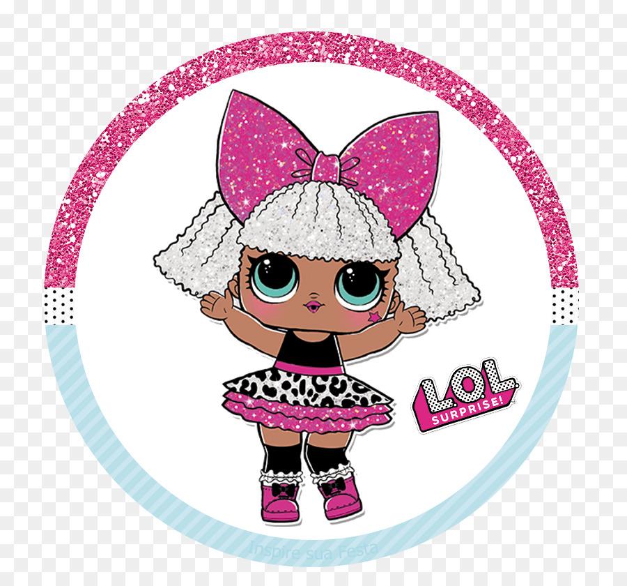 Doll l o l surprise glitter series diva l o l surprise ball pop doll png download 827 827 - Diva lol surprise ...