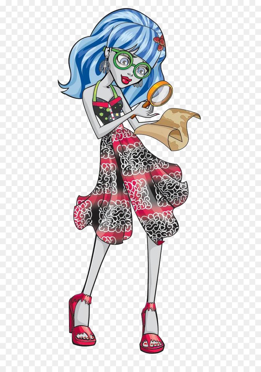 Rakasa Tinggi Frankie Stein Boneka Barbie Ghoul Tengkorak Monster