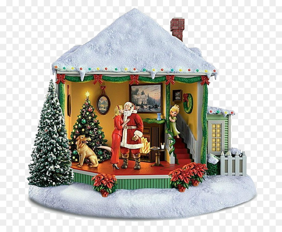 Christmas ornament Sculpture Christmas village Masterpiece - thomas ...