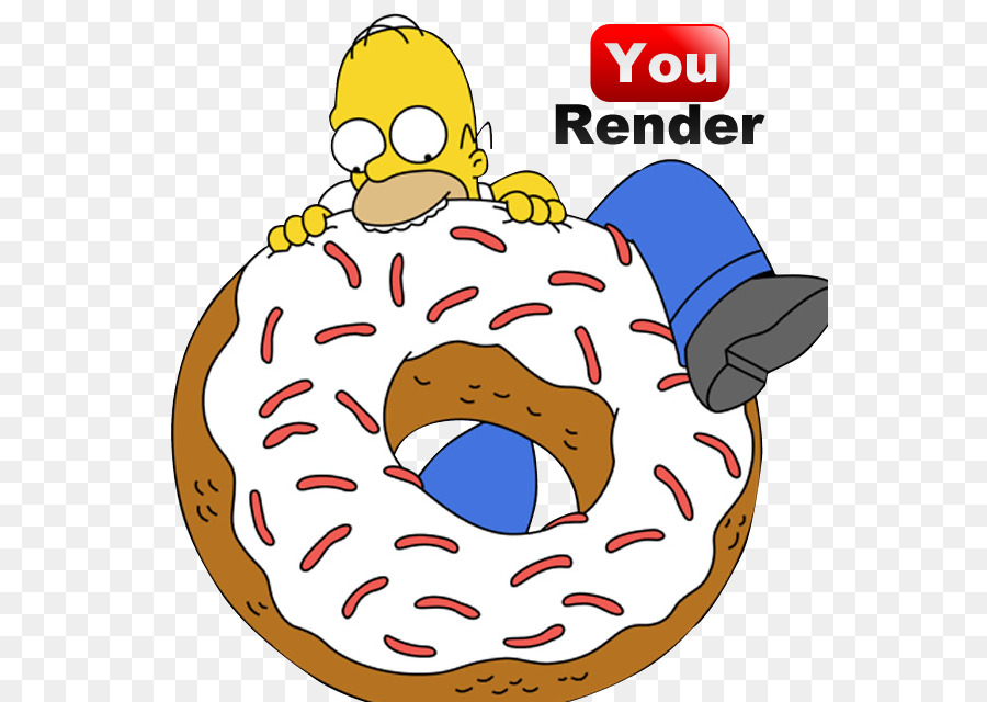 Homer Simpson Donuts Maggie Bart The Simpsons Tapped Out