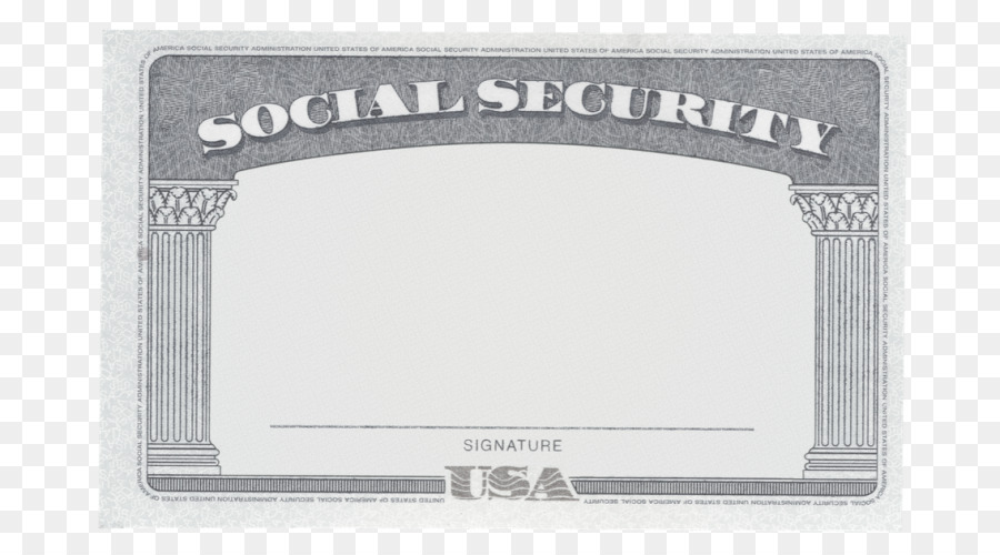Social Security Administration Social Security number Form I-9 ...