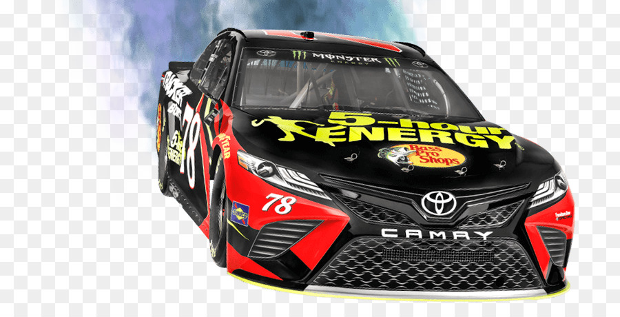 Furniture Row Racing World Rally Car Toyota Camry 2018 Monster Energy Nascar Cup Series Athletes Png 787 450 Free Transpa