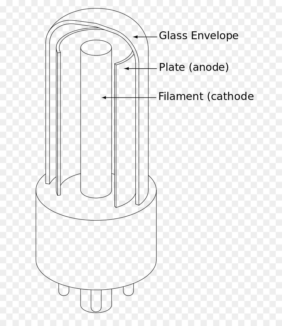 Vacuum tube Diode Electronic circuit Electronics Electrical Wires & Cable -  vacuum tube computer images