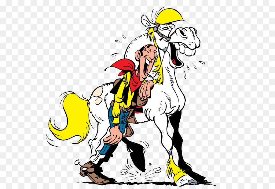 Lucky Luke Jolly Jumper Franco Belgian Comics Averell Dalton