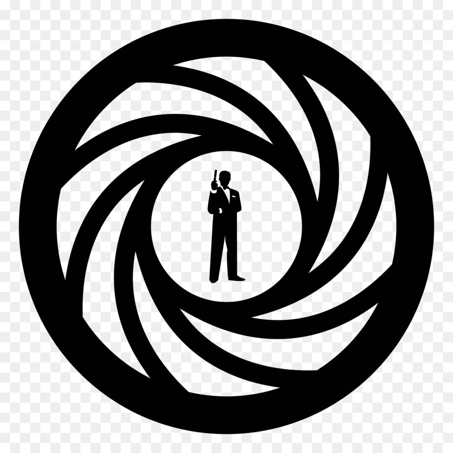 James bond james bond 007 nightfire computer icons black and white circle png