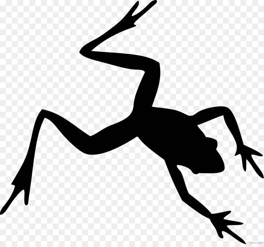 Black frog art - photo#49