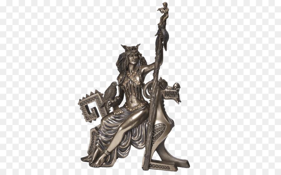 la estatua de odín loki frigg la mitología nórdica loki formatos